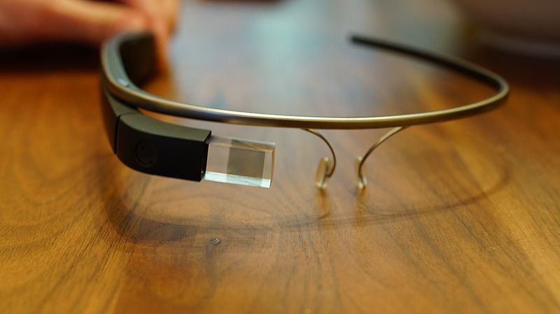 Google Glass. Click to enlarge.
